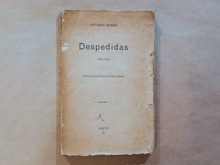 DESPEDIDAS| António Nobre