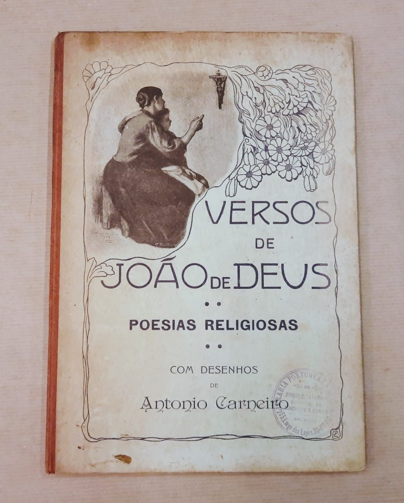 VERSOS DE JOÃO DE DEUS: POESIAS RELIGIOSAS | João de Deus