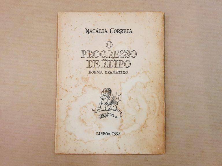 O PROGRESSO DE ÉDIPO | Natália Correia