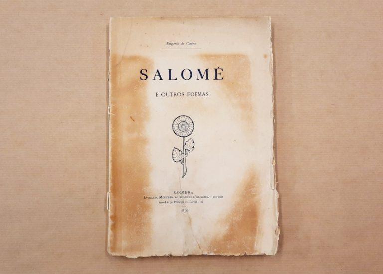 SALOMÉ E OUTROS POEMAS | Eugénio de Castro