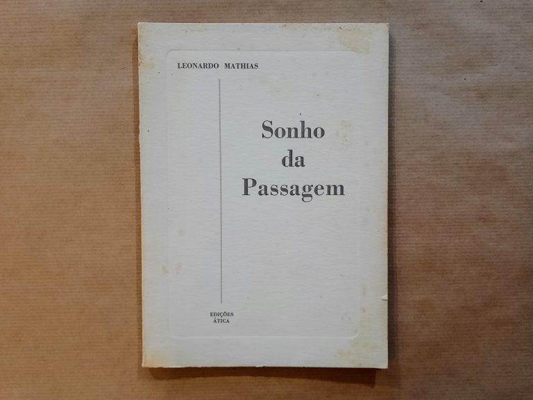 SONHO DA PASSAGEM | Leonardo Mathias