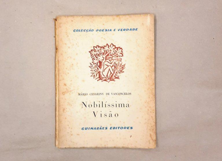 NOBILÍSSIMA VISÃO | Mário Cesariny de Vasconcelos