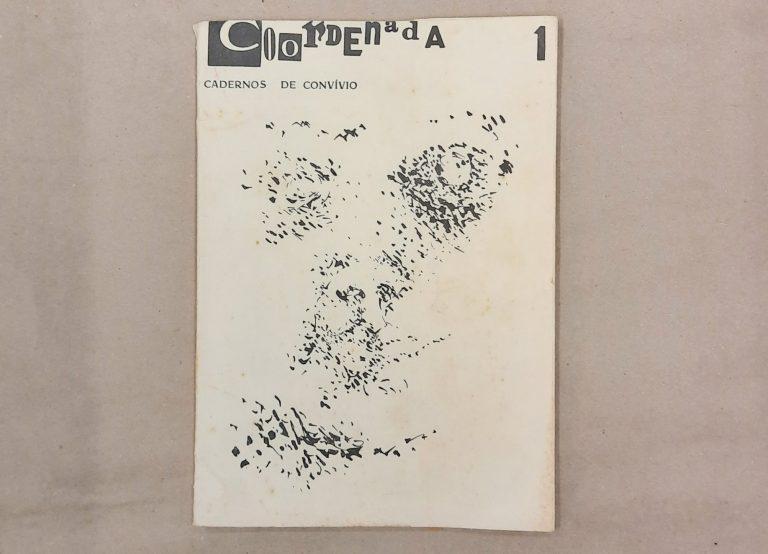 COORDENADA – CADERNOS DE CONVÍVIO, Nº1 (1958)