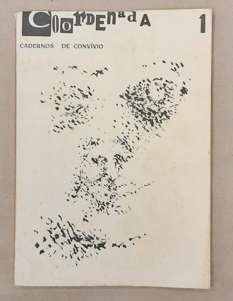 COORDENADA - CADERNOS DE CONVÍVIO, Nº1 (1958)