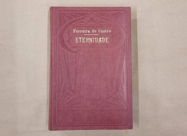 ETERNIDADE | Ferreira de Castro