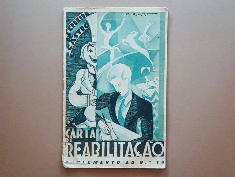 CARTA DE REABILITAÇÃO | Ferreira de Castro