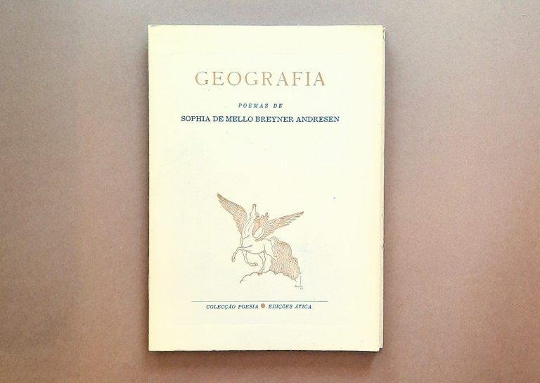 GEOGRAFIA | Sophia de Mello Breyner Andresen