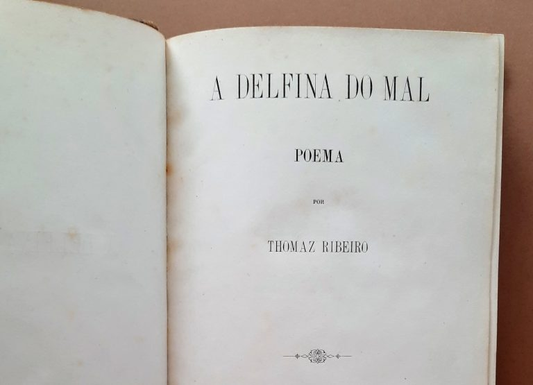 A DELFINA DO MAL | Thomaz Ribeiro