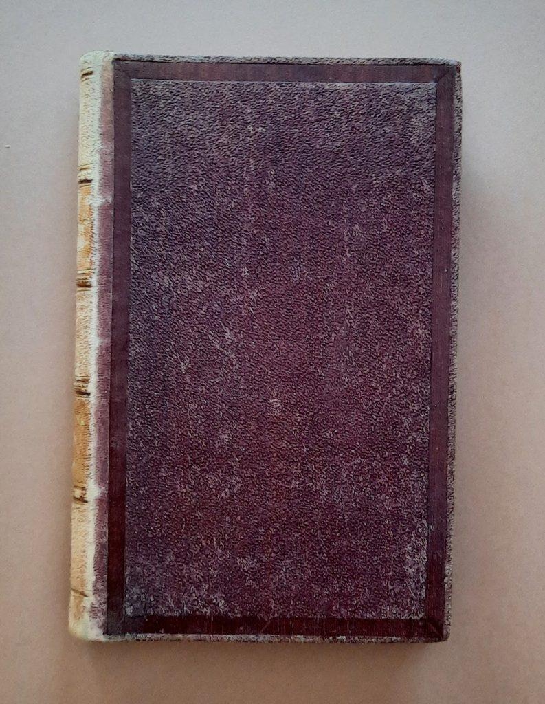 Encadernação de A Delfina do Mal, Thomaz Ribeiro - Livraria Galileu