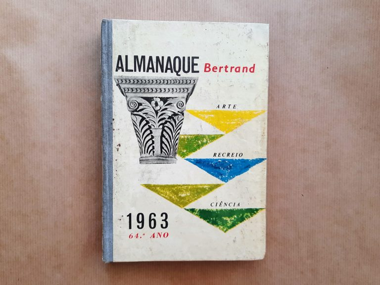 ALMANAQUE BERTRAND – 1963