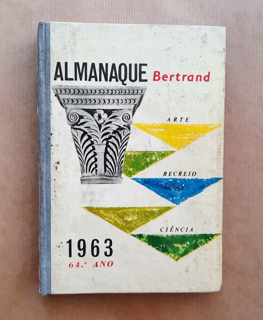 Almanaque Bertrand 1963