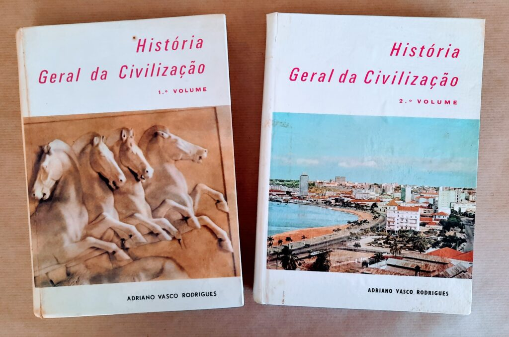 HISTÓRIA GERAL DA CIVILIZAÇÃO - 2 VOLS | Adriano Vasco Rodrigues