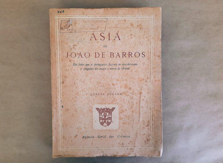 ÁSIA | João de Barros
