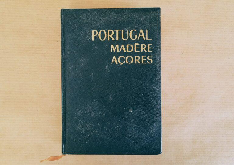 PORTUGAL MADÈRE AÇORES | sem autor
