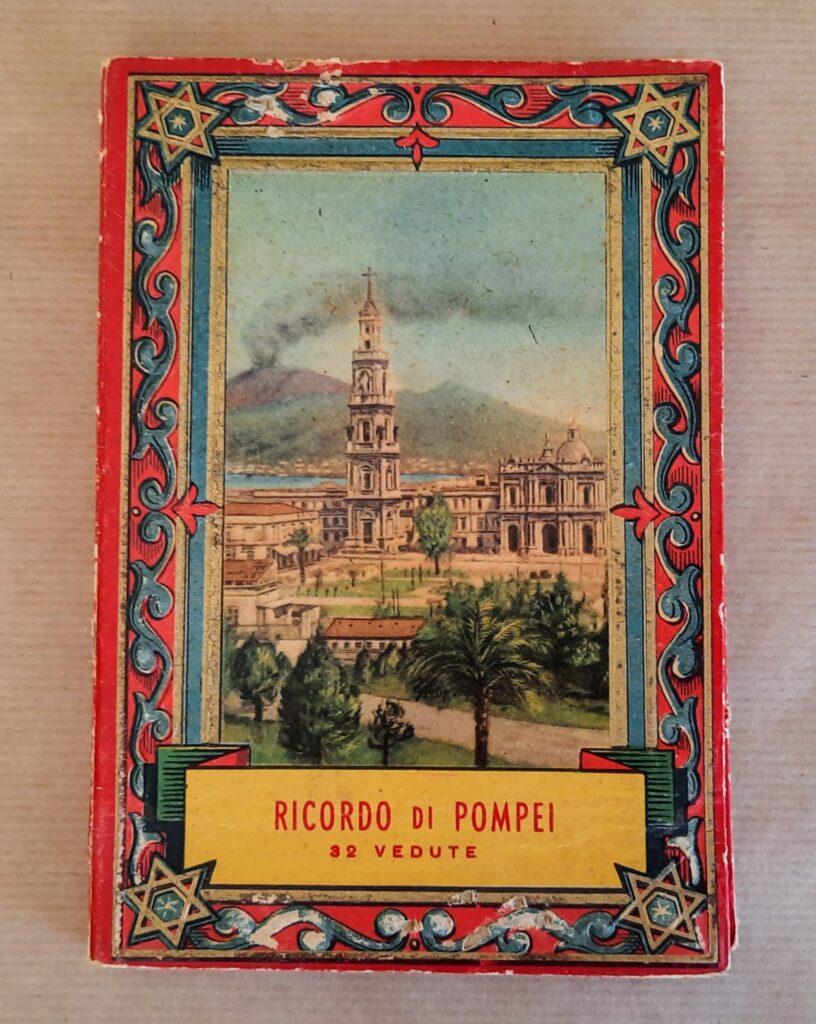 Ricordi di Pompei - 32 vedute