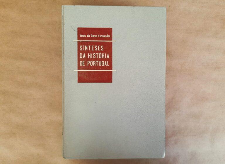 SÍNTESES DA HISTÓRIA DE PORTUGAL | Vasco da Gama Fernandes